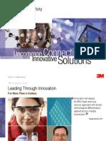 2011 NZ Innovation Council 3M Innovation Story