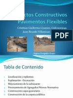 Aspectos Constructivos Pavimentos Flexibles Final