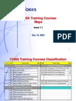 CDMA Training Courses MAP