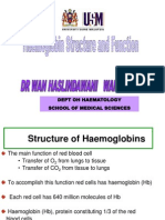 Hb Structure & Function 2008