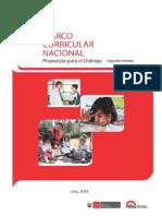 Marco Curricular Nacional - 2da versión