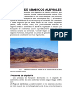 Sistema de Abanicos Aluviales