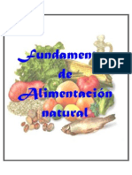 alimentación natural