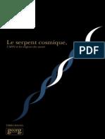 Jeremy Narby - Le Serpent Cosmique - L ADN Et Les Origines Du Savoir (Ayahuasca.biologie.medecine)