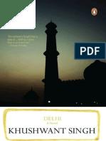 Delhi - Khushwant Singh