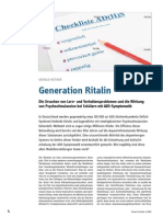 Generation Ritalin Praxis Schule Huether Geral