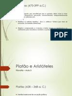 Platão, material que pode ser util aos estudos para prova (2)