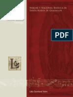 Archivo Musical Basilica de Guadalupe