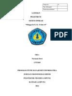Laporan Praktikum Perintah Dasar Linux 3