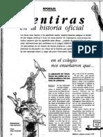 Mentiras d La Historia Oficial