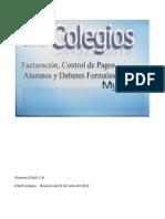 Manual d3xd Colegios