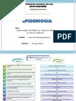 objetivo 3 epidemiologia