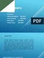 Tablet Kempa