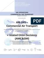 AIR OPS Part-I to V (& AMC GM) Consolidated EASA.pdf.pdf