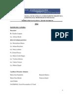 Programa de Psicoanalisis 2014