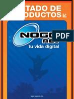 Noganet Catalogo