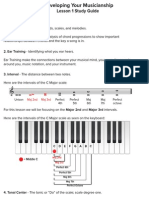 Developing your Musicianship-Study Guide 1