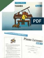 209235649 Piano Lessons Book 1