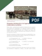 Ingeniería Industrial e Innovación de Negocios