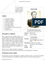 Juan Lavalle - Wikipedia, La Enciclopedia Libre