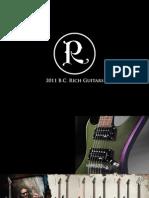 BC Rich Catalog