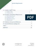 EM SRC 0004 Weldment Visual Inspection Requirements