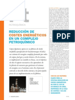 Energy Cost Reduction in a Petrochemical Complex Visualmesa