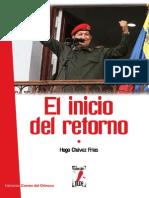 EL Inicio Del Retorno-Hugo Chavez