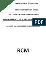 clase 8 - RCM