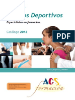 Centros Deportivos Ags
