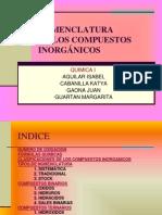 Nomenclatura Inorganica Completo