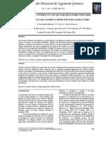 Sensores de Temperatura en PFR