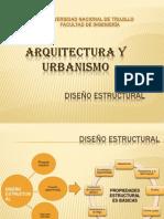 Diseño estructural DIAPOS