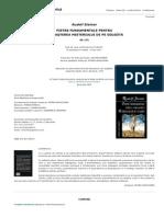 Rudolf Steiner - Pietre Fundamentale