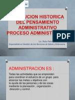 Clase 1 Administracion-historia
