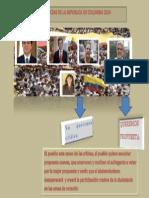 Presidencia de La Republica de Colombia 2014