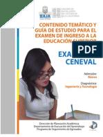 Guia de Estudio Exani-II Diag. Ingenierias y Tec.