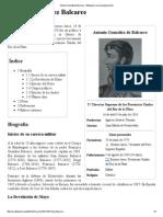 Antonio González Balcarce - Wikipedia, la enciclopedia libre
