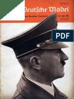 Das Deutsche Mädel - 1940 - April