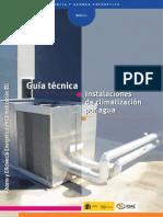 IDAE - Esquemas - Climatizacion 18 Inst Climatizacion Por Agua 04
