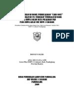 Laporan PTK PKN Kelas 7