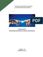 Projeto Google Docs