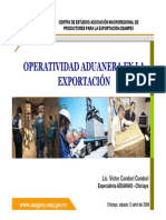 Operat Aduanera Exp