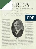 Aérea (Madrid). 2-1930, n.º 79