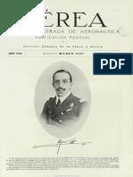 Aérea (Madrid). 3-1930, n.º 80