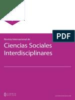 Volumen1 Numero1 Revista Internacional de Ciencias Sociales Interdisciplinares-2