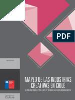 Mapeo Industrias Creativas