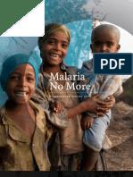 Malaria No More   Stakeholder Report 2009