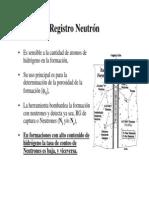 Clase RegistroNeutron Sem-03 2010