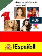 Spanish Intro